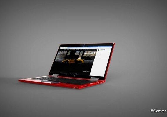 NEG TripWork pro (Laptop concept)