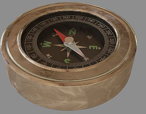 north 3D Compass