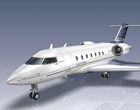 Bombardier CL-604 3D model