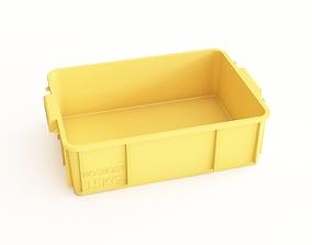 3D Plastic crate 31