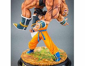 3D print model Goku Wrath
