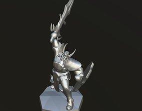 3D print model Dark knight