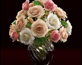 Roses 3D bouquet