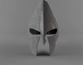 Spartak helmet 3D model