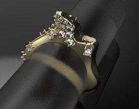 cute original ring 3D print model