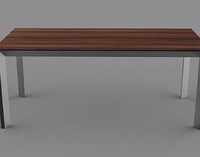 Calligaris Apollo table 3D model