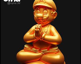 Super Mario Zen - 3D printable model
