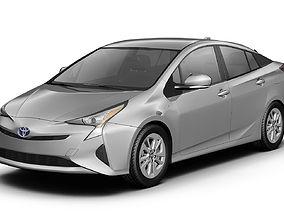 2016 Toyota Prius 3D