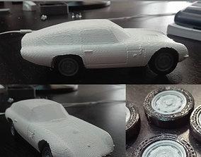 Alfa Romeo Tz1 3D print model