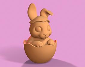 3D print model Easter bunny