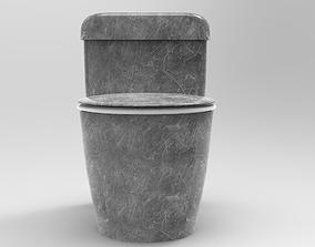 Toilet 6 3D print model