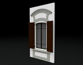 Classic 4 window 3D