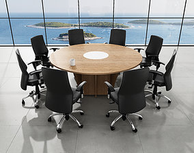 meeting room vray chair 3D model