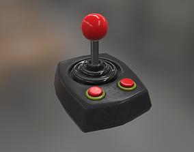 3D asset VR / AR ready Joystick