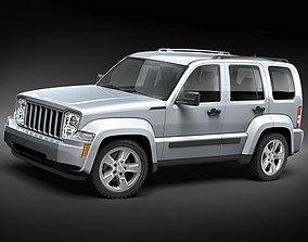 Jeep Cherokee - Liberty 3D
