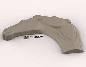 3D printable model horses - Cavalli