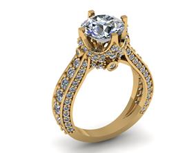 ready jewelry Ring model