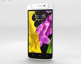 Oppo N1 mini White 3D