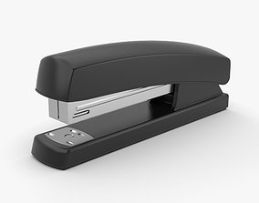 Stapler desktop 3D model