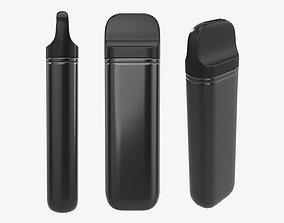 E-cigarette vape device 01 3D model