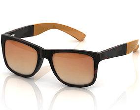 Eyeglasses for Men and Women 3D printable model binocular