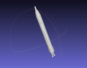 Titan II GLV Gemini Basic Rocket Model