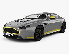 Aston Martin V12 Vantage S Sport-Plus 2016 3D