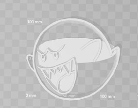 Super Mario cookie Cutter bundle 3D print model