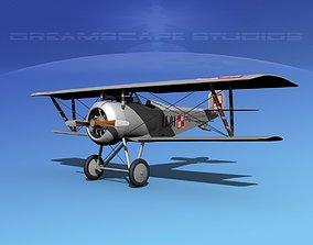Nieuport 17 Poland 3D