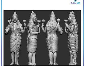 Shivji Idol 3D Printable model mural