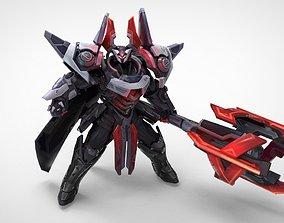 3D print model PROJECT Mordekaiser - League of Legends