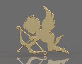 jewelry Angel stl 3D printable model