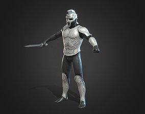 gladiator armor 3D print warrior