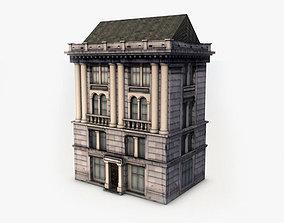 3D model Classic Building