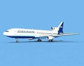 Lockheed L-1011 TriStar Air Charter Intl 3D model