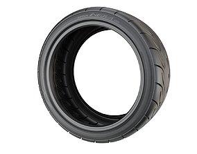 Yokohama Neova Performance Car Tyre 3D