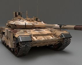 MBT T-90 MS 3D model