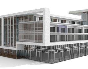 house Office Building 3D model