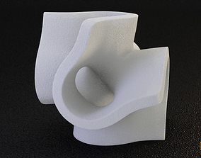 Math Object 0098 3D print model
