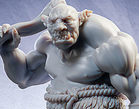 3D printable model Troll Miniature 32mm and