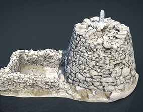 Mountain Summit 3D model