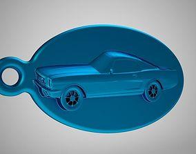 3D printable model Car Keychain