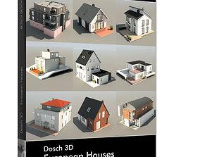 Dosch 3D - European Houses