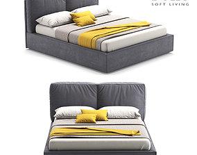 3D model Bed Felis George