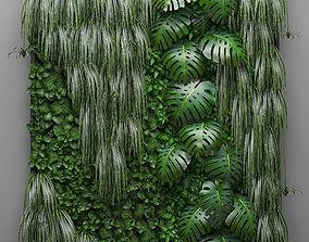 3D plant Vertical gardening