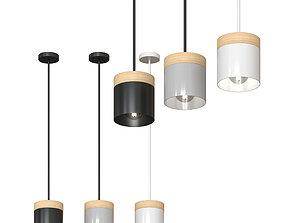 3D model Lightxyx Modern Led Ceiling Lamp