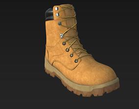3D model Generic Work Boot
