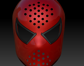 RAIMI SPIDER-MAN FACESHELL LENSES 3D FILE 2002