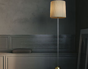 3D model Standard Lamp interior