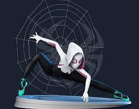 Spider Gwen 3D print model
